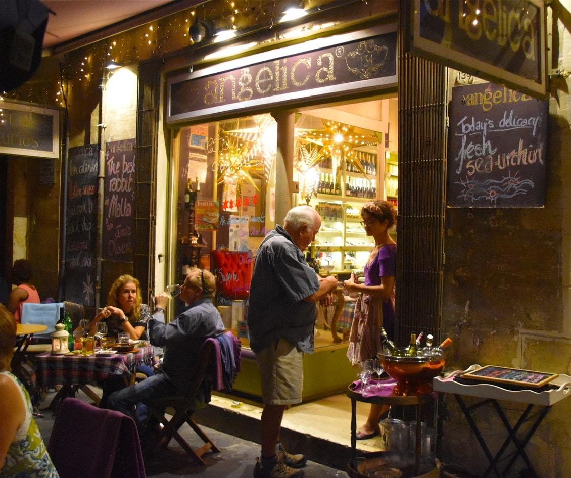 White Night Dinner at Angelica Restaurant, Valletta, CTH photo