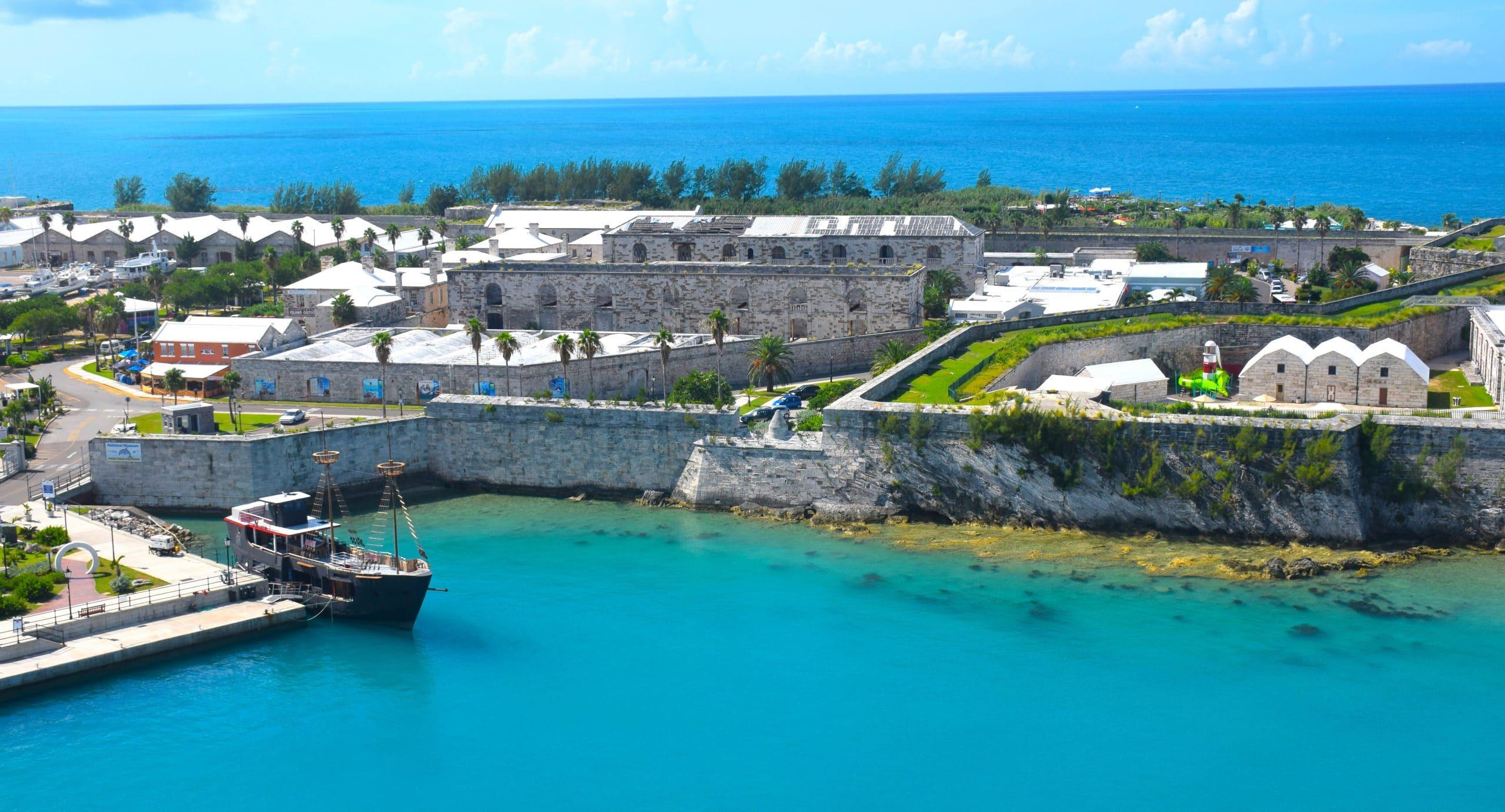 King's Wharf Bermuda Today
