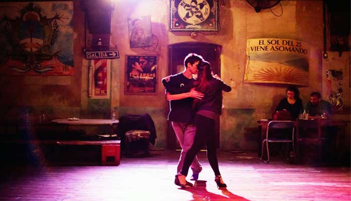 Cruise Through History Virtual Travel Group Tango through Buenos Aires with Dr. Sherry Dancers