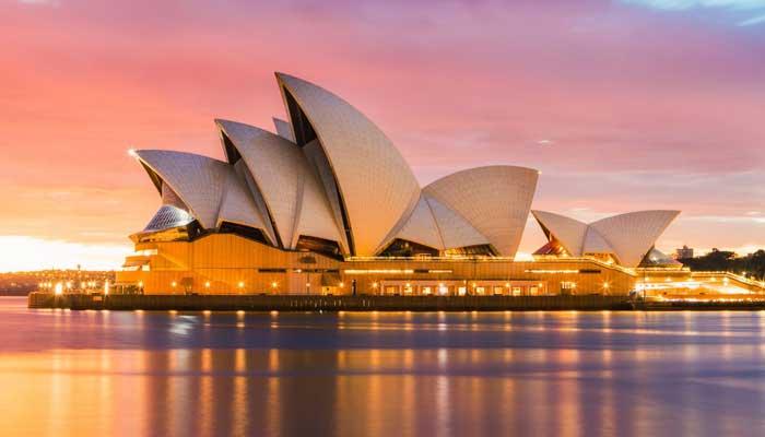 Cruise Through History Sydney Opera House