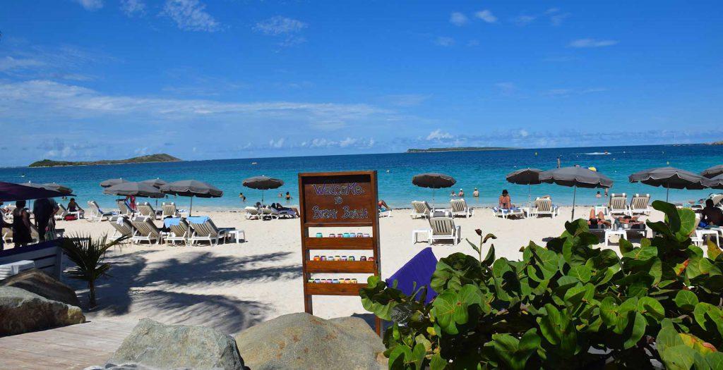 Cruise Through History Bikini Beach St. Maarten