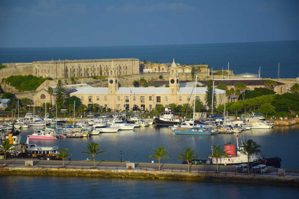 Cruise Through History King's Wharf Bermuda